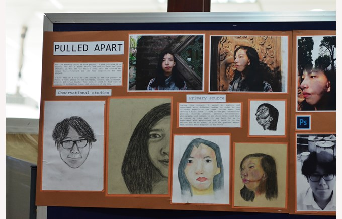 British International School Hanoi Art