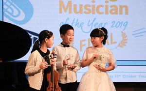 Primary Young Musician of the Year 2019 | BIS HCMC