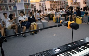 Acoustic Lounge The Curve, British International School HCMC, Secondary