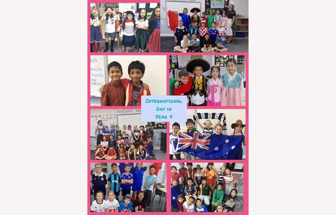 International Day in Year 4