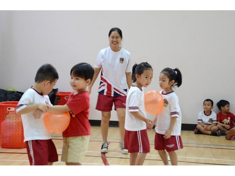 International Early Years BVIS Hanoi Sports Day (4)