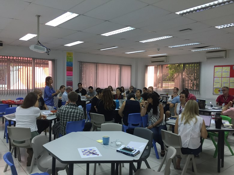 Northbridge International School Cambodia - PD