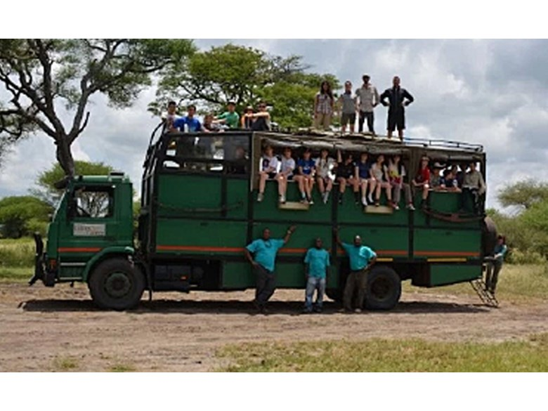 Global Campus Worldwide Expeditions: Tanzania 2016