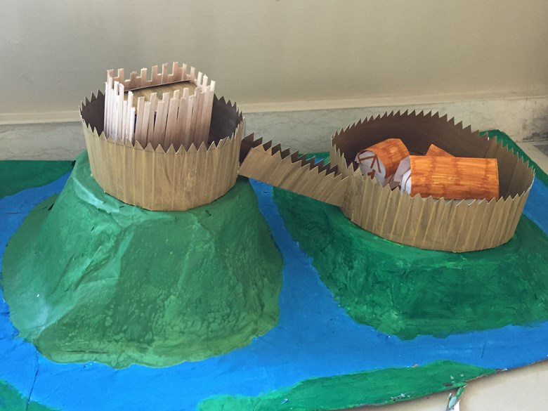Year 7 Castles