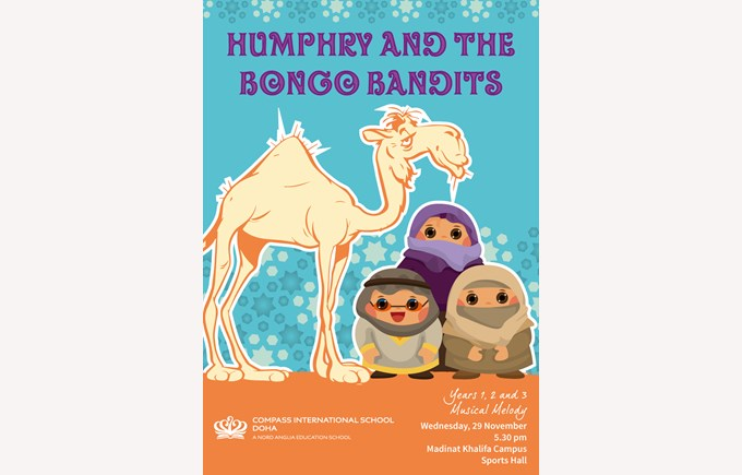 MK 2017 Production Humphry and the Bongo Bandits