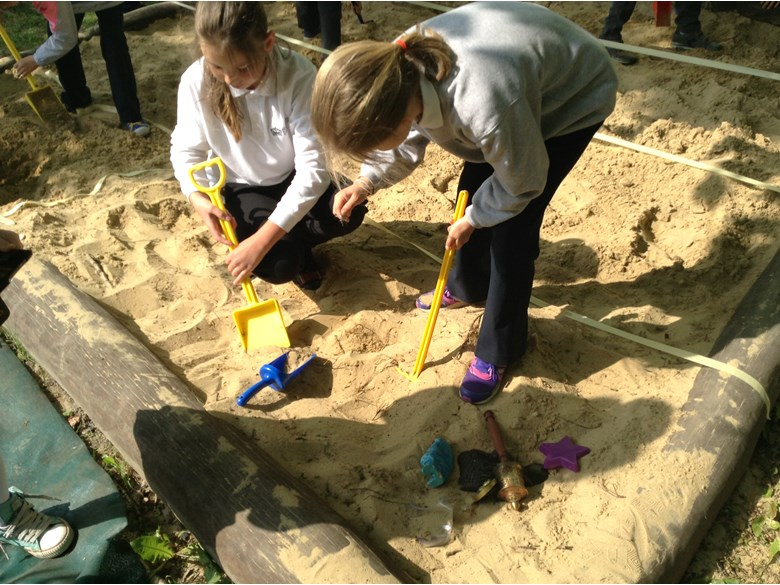 Year 4 Archaeological Discoveries