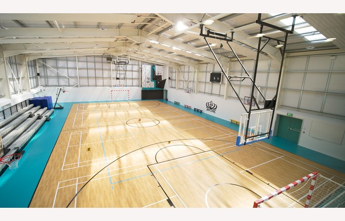 The Edge Sports Hall