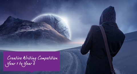 Creative Writing Competition_link image
