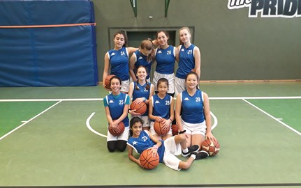 BISB Basketball Festival in Vienna
