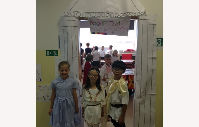 Year 4 Ancient Civilisations Museum