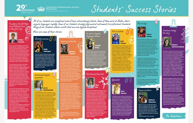 students success stories