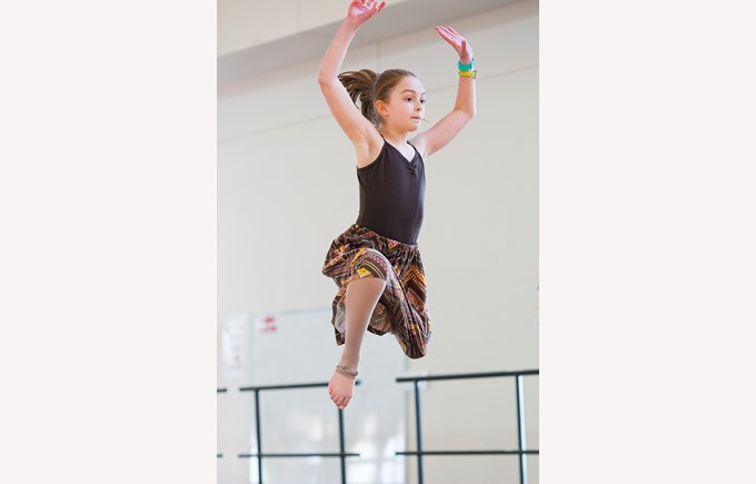 Dance at Juilliard Performing Arts Summer Programme