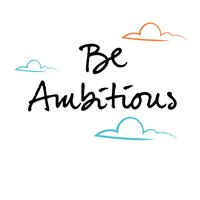 Be Ambitious Logo