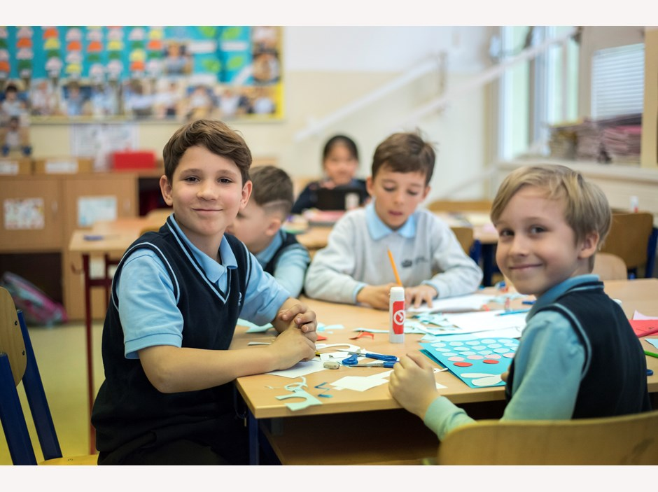 British International School Bratislava -Admissions