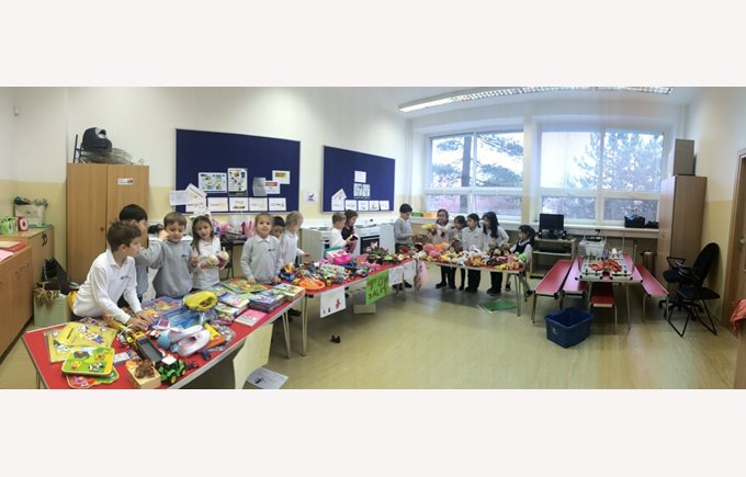 Toy Sale in Year Two