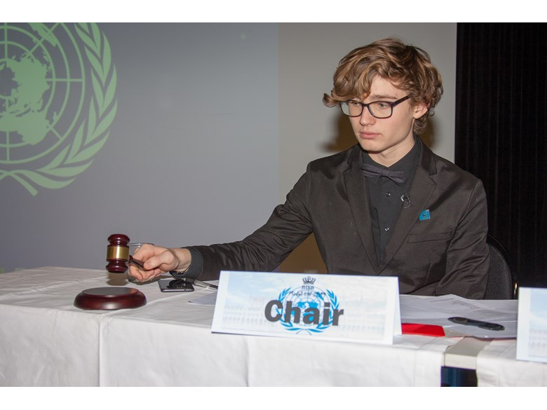 model united nations conference budapest