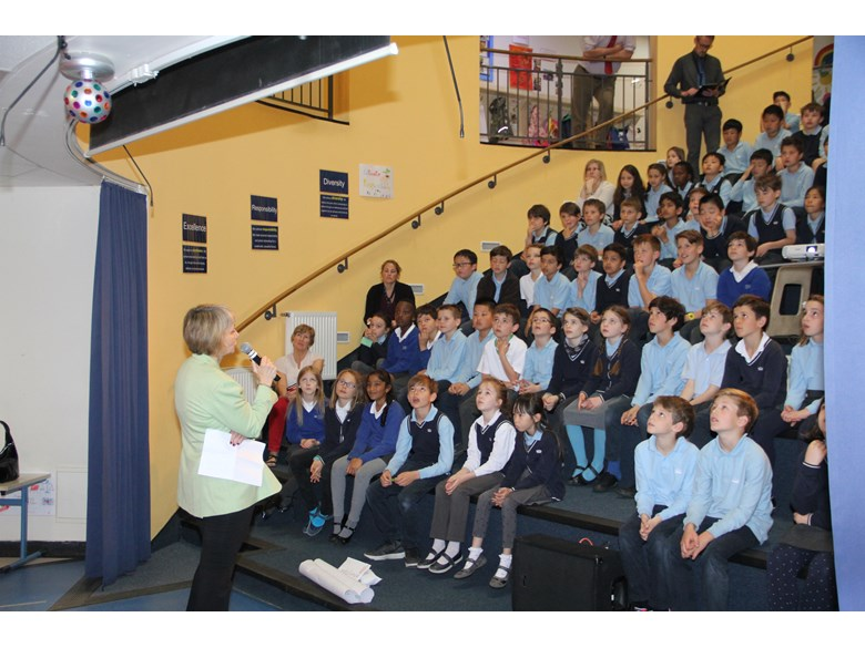 'Make A Wish' gets fulfilled by Year 4 & 5