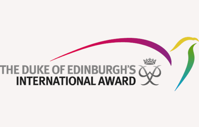 Duke of Edinburgh international award at ICS