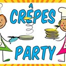 Crêpes party à Champittet
