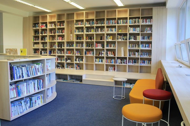 Facilities - Secondary Library
