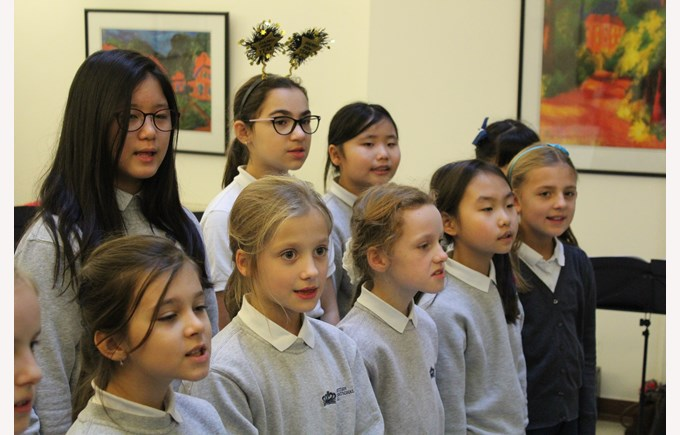 BISB Christmas Performances