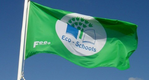 Vlastina has received our 2nd Green Flag award from Eco-Schools/Ekoškola