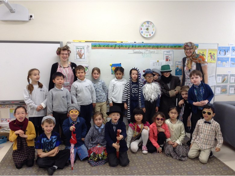 100th Days of School