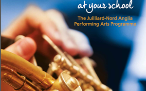 Julliard Launch Poster