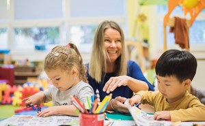 Our curriculum - Early Years Foundation