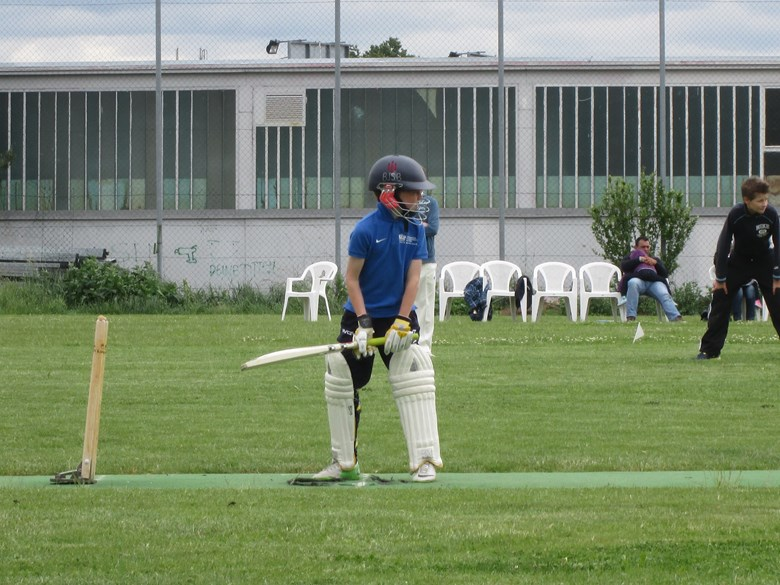 Cricket tournament in Vienna