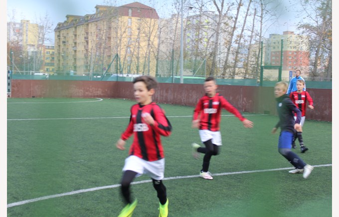 Success of our younger football team