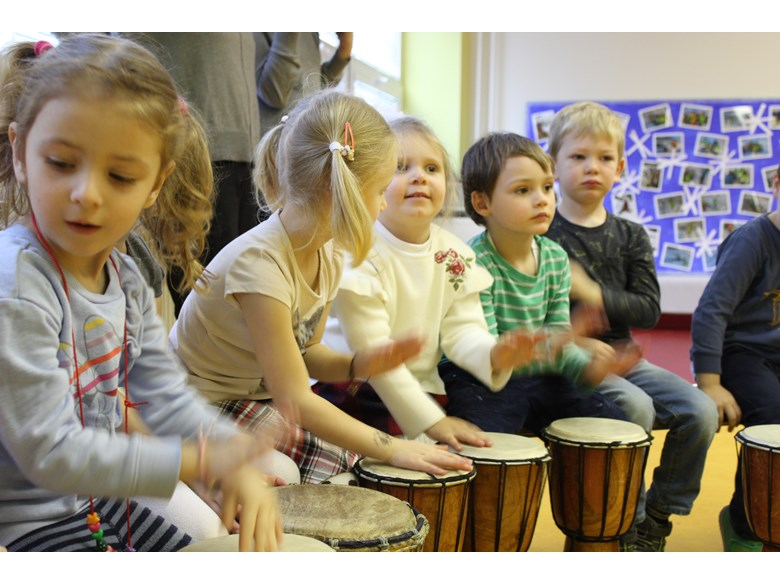 Nursery drumming