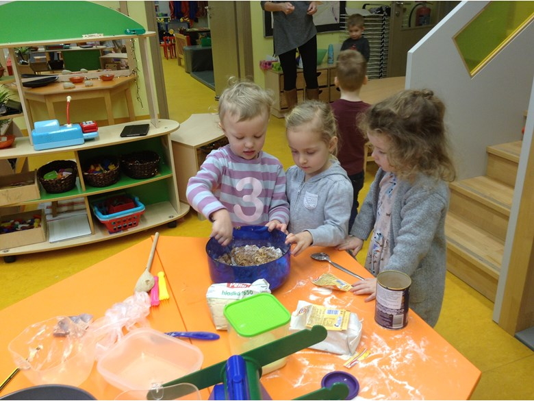 Nursery cooking