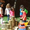 The ICS Madrid Kindergarten Garden for the Early Years
