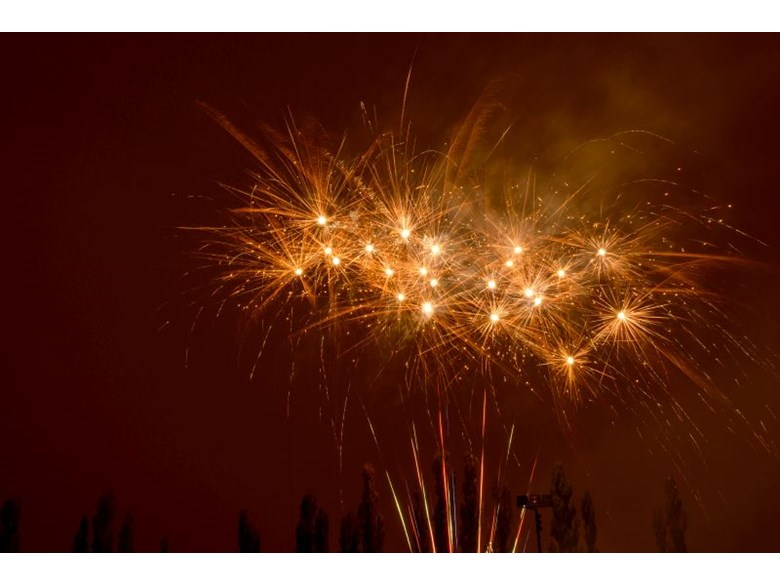 Fireworks Night 2015