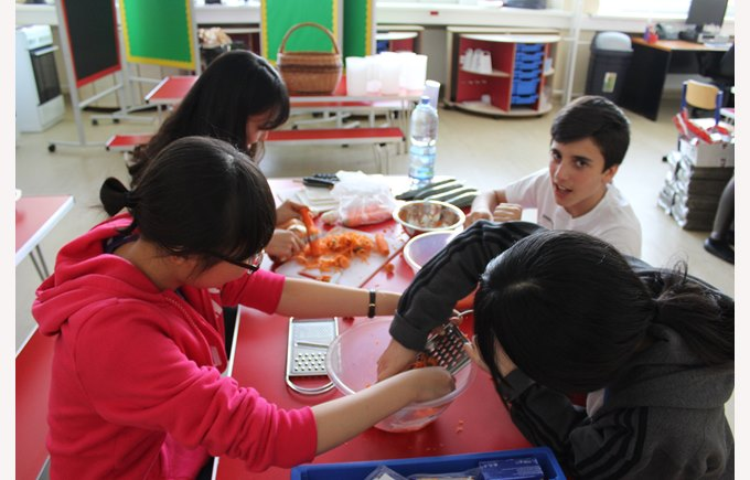 eco school activities in the classroom