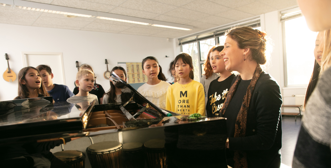 Nord Anglia International School Rotterdam | NAIS Rotterdam