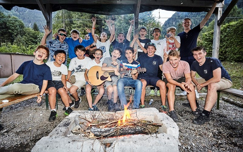 Beau_Soleil_Summer_Camp_Overnight_Camp_Fire