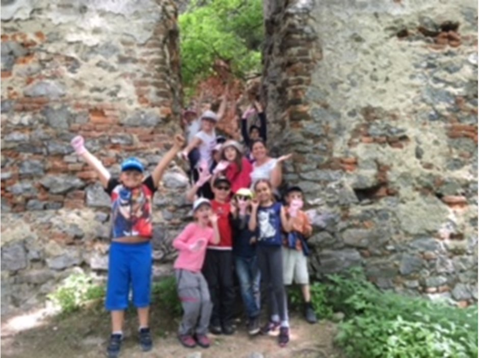 Year 3 Trip at Pajstun