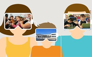 ICS Virtual Open Day banner image