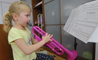 ISM Primary student Music