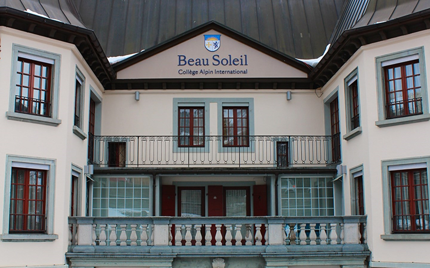 Location and Campus | Beau Soleil College Alpin International