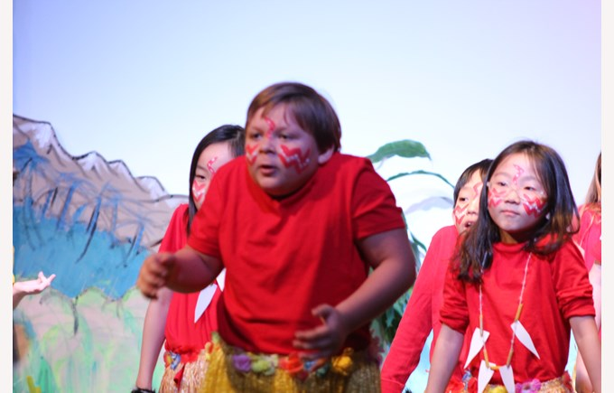 Year 4 Show - The Gift of Peace