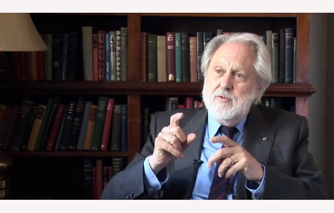 David Puttnam and Nord Anglia Education