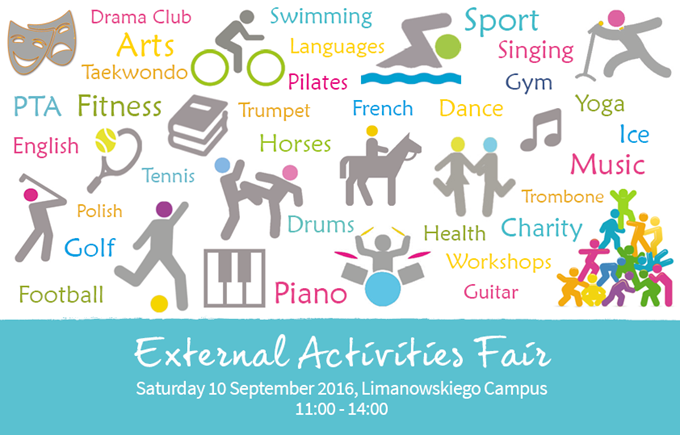 External Activities Fair & Back to School Picnic