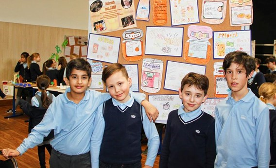 year5 students