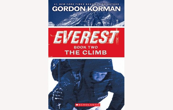 Gordon Korman cover