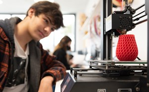 highest quality learning 3d Printer design technology secondary