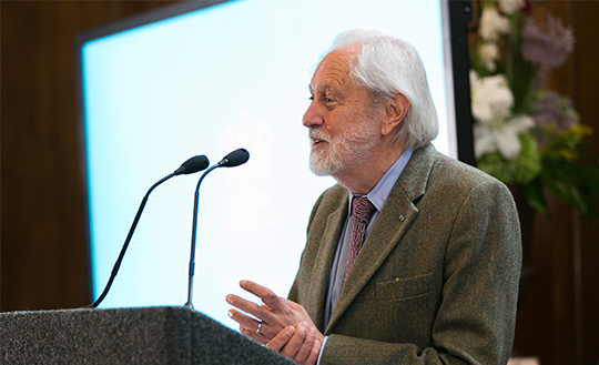 Lord David Puttnam named Chair of the Education Advisory Board at Nord Anglia Education