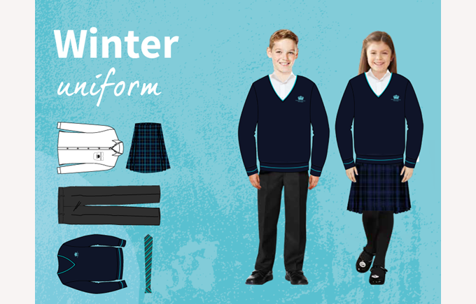 Primary and Middle Years Uniform